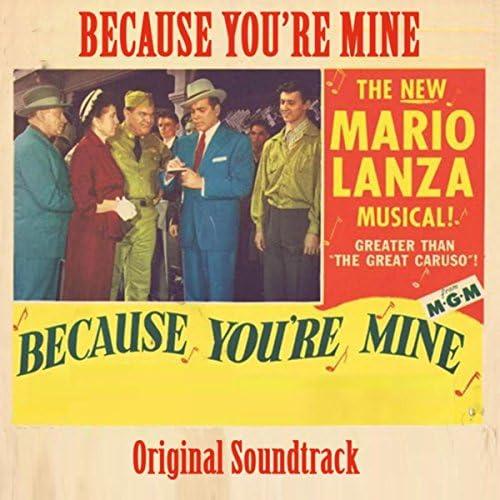 Mario Lanza & Doretta Morrow