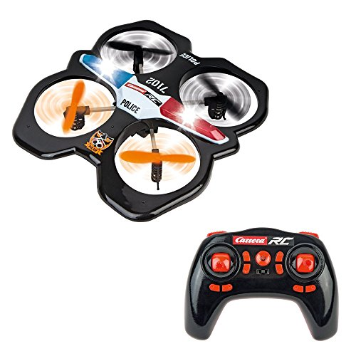 Carrera 9003150030140 RC Quadrocopter Police
