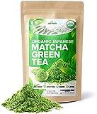 Organic Japanese Matcha Green Tea Powder – USDA & JAS Organic - Authentic Japanese Origin -...