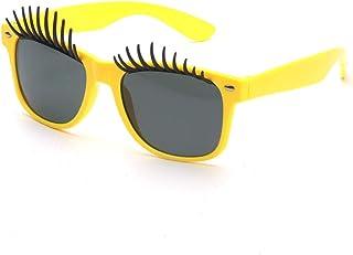 N/F - TEYUN Adulto Fiesta Kids Ojos Grandes pestañas Fanci-Frame Gafas de Sol del Partido Favor vidrios del Partido de Accesorios