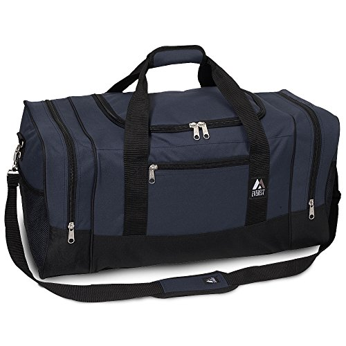 Everest Luggage Sporty Gear Bag - Large NAVY