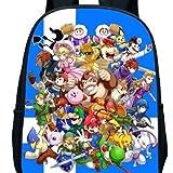 XINFAN Super Mary Schultasche Super Mario Kinder Cartoon