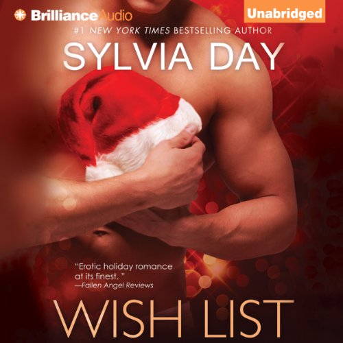 Wish List audiobook cover art