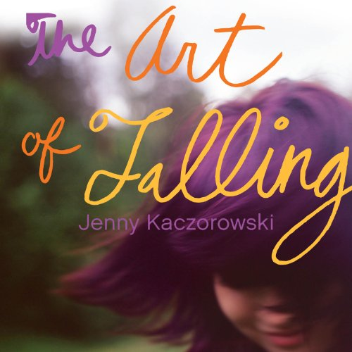 The Art of Falling audiobook cover art