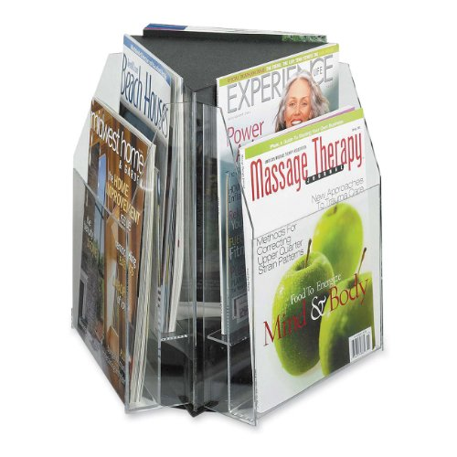 Furinno Turn-N-Tube Corner Display Rack Multipurpose Shelving Unit, 5-Tier, Espresso/Black Classic
