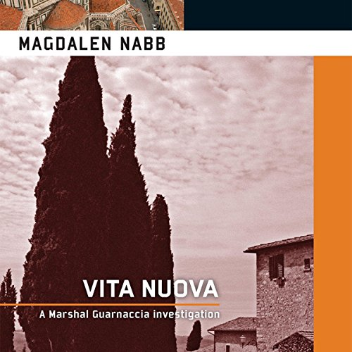 Vita Nuova audiobook cover art