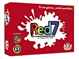 Tranjis Games - Red7 -Juego de cartas (TRG-04red) , color/modelo surtido