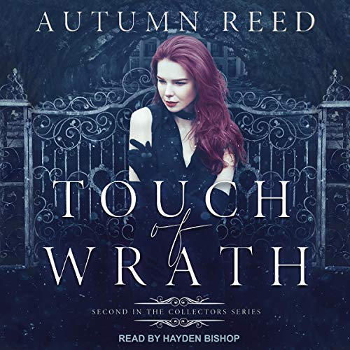 Touch of Wrath audiobook cover art