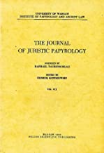 JJP 19 (1983) (Journal of Juristic Papyrology)