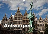 Antwerpen (Wandkalender 2019 DIN A3 quer): 13 Reisefotos aus der sehenswerten belgischen Metropole (Monatskalender, 14 Seiten ) (CALVENDO Orte) - Peter Schickert