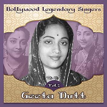 Bollywood Legendary Singers - Geeta Dutt, Vol.2
