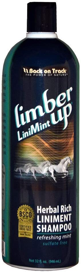 Back on メーカー公式ショップ Track Limber 出色 Shampoo LiniMint 32OZ Up