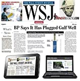 The Wall Street Journal Subscription ONE YEAR