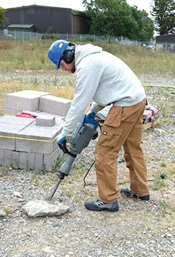 Silverline Silverstorm 263570 Marteau piqueur électrique 1500 W