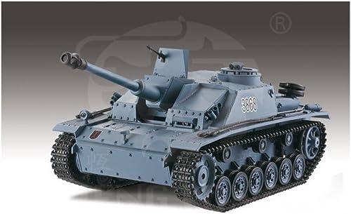 R C stumgeschut tank 1 16