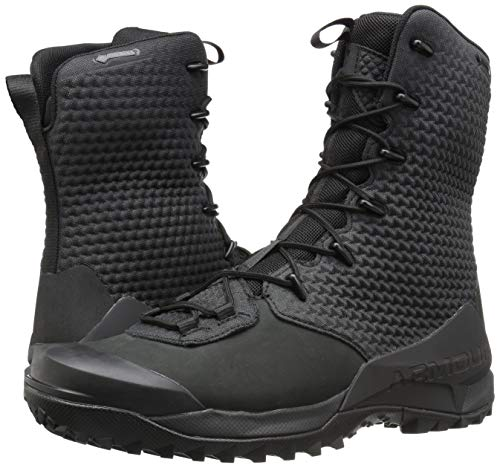 Under Armour Men's Infil Ops GORE-TEX, Black (001)/Black, 10