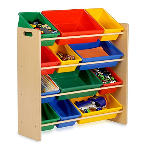 Honey Can Do Kids Organizer and Storage Shelves