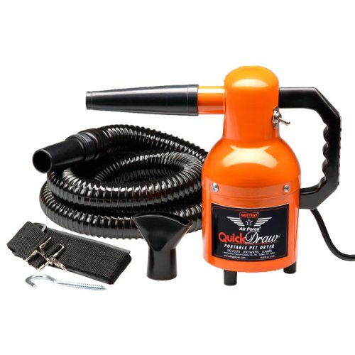 Metro Air Force Steel Quick Draw Dog Dryer