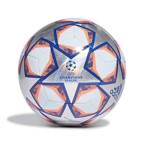 Adidas Balón de Entrenamiento Unisex para Adultos Fin 20 Trn Foil Multco/Sigcor/Royblu, 3