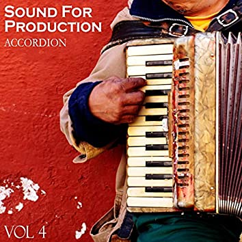 Sound For Production Accordion, Vol. 4