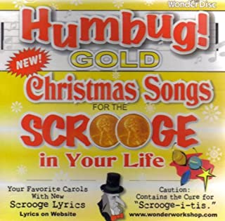 Humbug Gold!: Christmas Songs for the Scrooge in Your Life