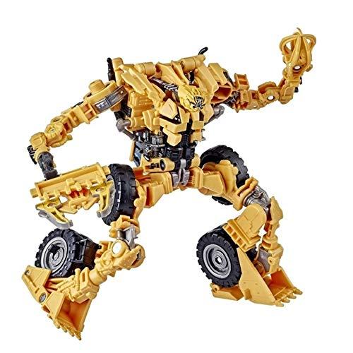 Htipdfg Figura de acción Robot Scrapper SS60 Action Figure Toys Classic para niños (Color : Without Retail Box)
