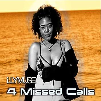 4 Missed Calls