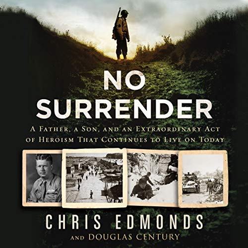 No Surrender audiobook cover art