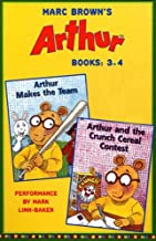 Arthur: Books 3-4: Arthur Makes the Team; Arthur and the Crunch Cereal Contest