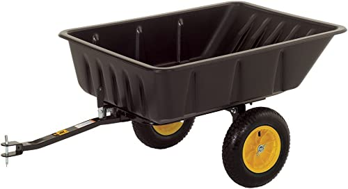 "Polar Trailer #9393 LG 7, 65"" x 31"" x 28"" Lawn and Garden Trailer"