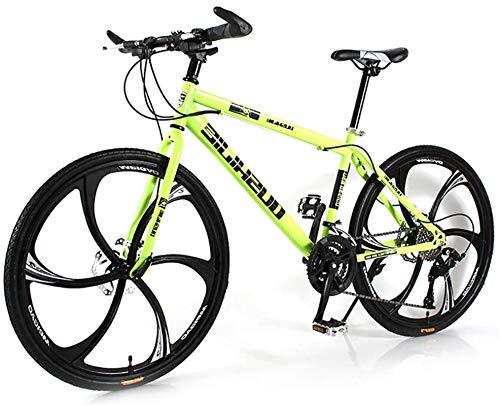 Bicicleta de carretera de la ciudad de cercanías, MTB Hombres Mujeres, ligero de 26' bicicletas bicis de carretera for adultos recorrido al aire libre de los estudiantes de bicicletas bicicletas Choqu