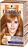 Diadem Seiden-Color-Creme 713 Goldenes Kupferblond Silky Golds Stufe 3