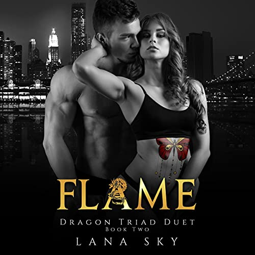Flame Audiobook By Lana Sky cover art