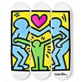 Baby Xips Keith Haring 'Love'   Pop Art...