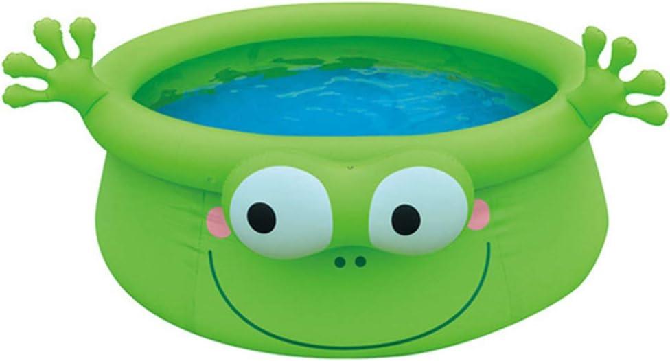 CXYTX 2021new shipping free Paddling Pool Inflatable Long Beach Mall Kids (175cm 62cm Green X