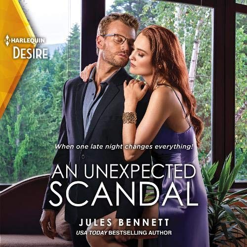 An Unexpected Scandal cover art