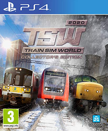 Train Sim World 2020: Collector's Edition - PlayStation 4 - PlayStation 4 [Importación inglesa]