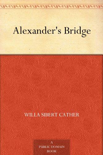 Alexander's Bridge (English Edition)