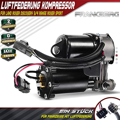 Frankberg - Compressore per Discovery III Discovery IV L319 LA TAA Rove r Sport LS 2004-2019 LR015303