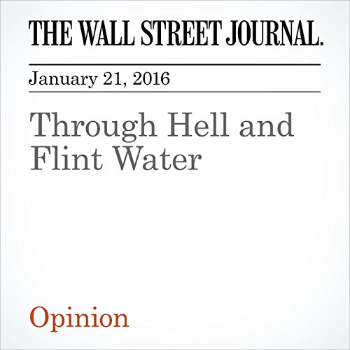 Through Hell and Flint Water cover art