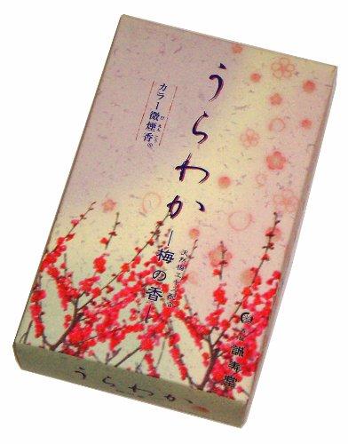 誠寿堂のお線香 うらわか うめの香