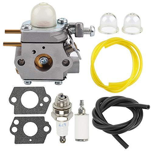 Harbot 753-06190 Carburetor for Troy Bilt TB22EC TB32EC TB42EC TB80EC TB2040XP Trimmer Weed Eater BL160 BL425 BL110 M2500 M2510 RM2510 BC210 BC280 CC212 Carb Parts