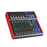 High sound quality! D Debra Audio Pro Portable Recording Mixer Audio With USB 99 DSP Digital Effects...