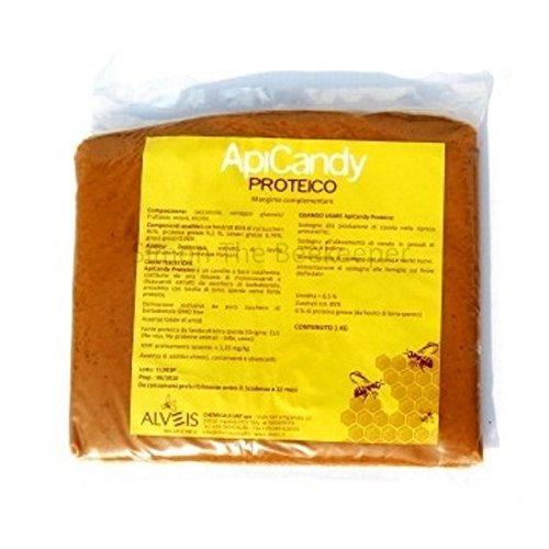 apicandy proteico 1kg Bolsa–Apicultura Abeja alimentos