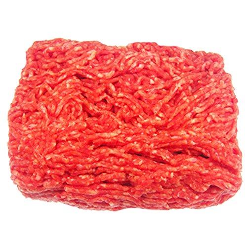 Lammhackfleischfleisch, bestes mageres Metzgerhackfleisch rein Lamm 1.000g