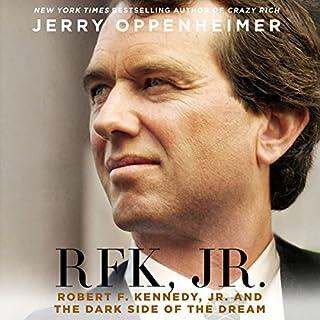 RFK Jr. audiobook cover art