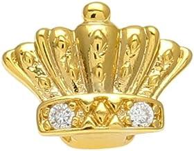 RENYZ.ZKHN De Single Tooth Diamond Single Gold Braces Hip-Hop Tooth Crown.