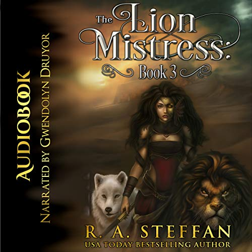 The Lion Mistress: Book 3 audiobook cover art