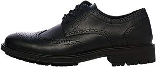 JACK & JONES Zapatos JFWCARTNEY PU Brogue Anthracite para Hombre Hombre