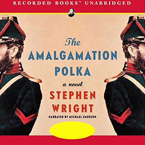 Couverture de The Amalgamation Polka